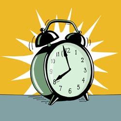 About Scrivenerville Clock