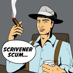 About Scrivenerville Ulysses
