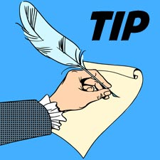 Scrivener Tips