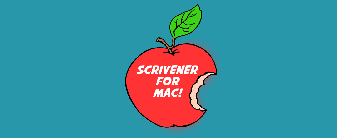 Scrivener for MAC Image